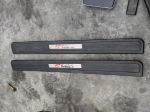 накладка на порог Honda Integra