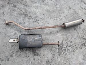 глушитель Honda Integra