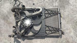 радиатор Volkswagen Polo