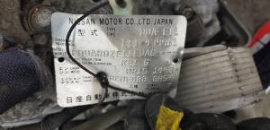 АКПП Nissan Note