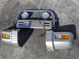 бампер Mitsubishi Pajero Mini