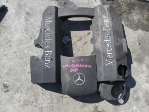 декоративная крышка двс Mercedes-Benz E240