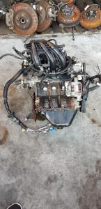 двигатель Daihatsu Mira Gino
