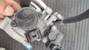 дроссельная заслонка Toyota Passo Sette