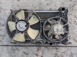 радиатор Subaru Sambar