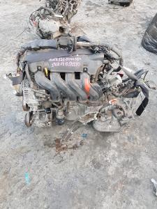 двигатель Toyota Corolla Runx