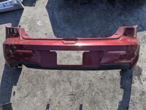 бампер Mazda Axela