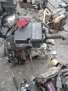двигатель Suzuki Wagon R