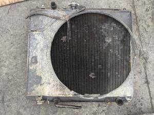 радиатор Mitsubishi Pajero
