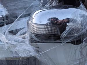 зеркало Toyota Alphard