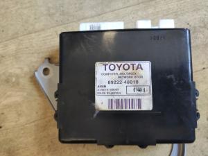 электронный блок Toyota Harrier