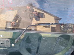 дворник 5-й двери Toyota Land Cruiser Prado