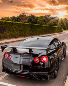 Nissan представил две новые версии R35 GT-R для японского рынка