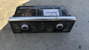 блок климат-контроля Audi A6
