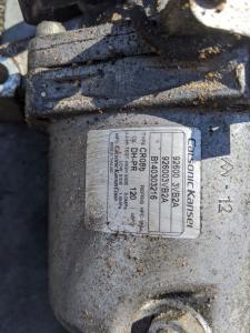 компрессор кондиционера Nissan Note