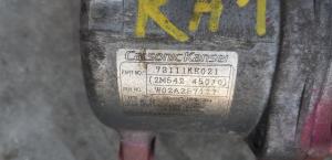 компрессор кондиционера Subaru Pleo