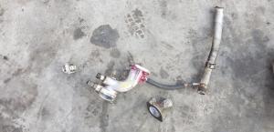 корпус термостата Subaru Pleo