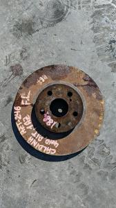 тормозной диск Toyota Caldina