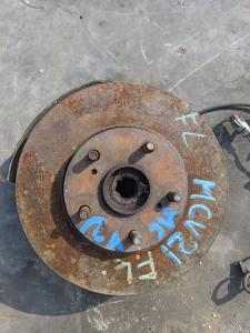 тормозной диск Toyota Mark Ii Qualis